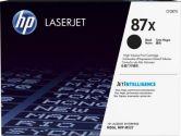 HP 87X High Yield Black Original LaserJet Toner Cartridge (HP Printer Supplies: CF287X)