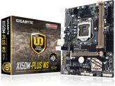 Gigabyte Motherboard GA-X150M-Plus WS Core i3 LGA1151 C232 DDR4 PCI Express ATX (Gigabyte: GA-X150M-PLUS WS)