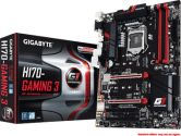 Gigabyte Motherboard GA-H170-Gaming 3 Core i7/i5/i3 S1151 H170 DDR4 PCI-Express SATA USB ATX (Gigabyte: GA-H170-GAMING 3)
