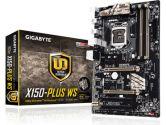 Gigabyte Gigabyte Motherboard GA-X150-Plus WS Core i3 LGA1151 C232 DDR4 PCI Express ATX (Gigabyte: GA-X150-PLUS WS)