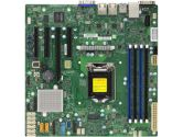 Supermicro X11SSM Xeon E3-1200 V5 LGA1151 Socket H4 C236 PCI Express SATA Microatx Motherboard (SuperMicro: MBD-X11SSM-O)