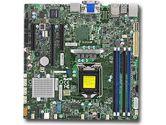 Supermicro X11SSZ-QF Intel Core i7/i5/i3 LGA1151 Q170 mATX Motherboard (SuperMicro: MBD-X11SSZ-QF-O)