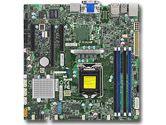 Supermicro X11SSZ-F Intel Xeon LGA1151 mATX Motherboard (SuperMicro: MBD-X11SSZ-F-O)