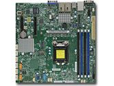 Supermicro X11SSH-TF Intel Xeon LGA1151 mATX Motherboard (SuperMicro: MBD-X11SSH-TF-O)