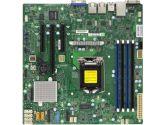 Supermicro X11SSL Intel Xeon LGA1151 mATX Motherboard (SuperMicro: MBD-X11SSL-O)