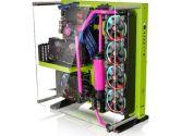 Thermaltake Core P5 Green Edition ATX Open Frame Panoramic Viewing Gaming Computer Case No PSU (Thermaltake: CA-1E7-00M8WN-00)