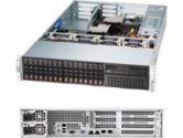 Supermicro 2027R-72RFTP+ 2U Intel Xeon 2XLGA2011 DDR4 16SAS/SATA 2.5in 3PCIE 2X10GBE 2GBLAN 920W 1+1 (SuperMicro: SYS-2027R-72RFTP+)