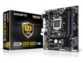 GIGABYTE B150M LGA 1151 Intel B150 HDMI 6XSATA USB 2.0 MICRO-ATX Intel Motherboard (Gigabyte: GA-B150M-DS3H)