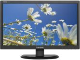"Lenovo ThinkVision E2224 21.5"" 1920x1080 16:09 8MS VGA DVI Tiltable LED Monitor - Black (Lenovo: 60DAHAR1US)"