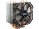Zalman CNPS10X Optima 2011 Pure COPPER/ALUM 12CM Shark Fin Fan CPU Cooler (ZALMAN TECH: CNPS10X OPTIMA 2011)