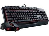 Cooler Master Devastator 2 Cherry Stem Keyboard and Mouse Gaming Combo With Red Back Light (COOLERMASTER: SGB-3031-KKMF1-US)