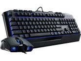 Cooler Master Devastator 2 Cherry Stem Keyboard and Mouse Gaming Combo With Blue Back Light (COOLERMASTER: SGB-3030-KKMF1-US)