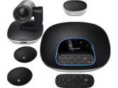 Logitech Group Video Conferencing System + Expansion Mics - Camera & HUB/SPEAKERPHONE/REMOTE/CABLES (Logitech: 960-001060)