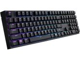 Cooler Master Masterkey Pro L Cherry MX Blue Switch Mechanical Gaming Keyboard With RGB Back Light (COOLERMASTER: SGK-6020-KKCL1-US)
