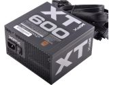 XFX 600W XT Series 600 Watts ATX12V Full Wired 80 Plus Bronze Certified Power Supply Unit (XFX: P1600BXTFR)