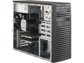Supermicro 5038A-I Intel LGA2011 C612 DDR4 10SATA 6PCIE 2GBE 900W Mid Tower Server (SuperMicro: SYS-5038A-I)