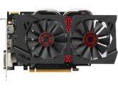 ASUS Radeon R7 370 Strix OC 4GB 5.7GHZ GDDR5 2xDVI HDMI DisplayPort PCI-E Video Card (ASUS: STRIX-R7370-DC2OC-4GD5-GAMING)