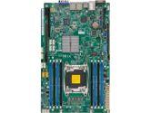 Supermicro X10SRW-F Intel Xeon E5-1600/2600V3 LGA2011 C612 256GB DDR4 SATA ATX Motherboard (SuperMicro: MBD-X10SRW-F-O)