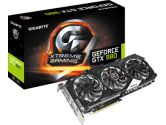 GIGABYTE GeForce GTX 980 Xtreme Wf 1342MHZ 4GB 7.1GHZ GDDR5 2xDVI HDMI 3XDISPLPORT PCI-E Video Card (Gigabyte: GV-N980XTREME-4GD)