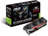ASUS GeForce GTX 980 Ti Strix 1075MHZ 6GB 7.01GHZ GDDR5 DVI HDMI 3xDisplayPort PCI-E Video Card (ASUS: STRIX-GTX980TI-DC3-6GD5-GAMING)