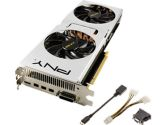 PNY GeForce GTX 980 XLR8 Pro Overclocked 4GB GDDR5 PCI-E 3.0X16 DVI-I Mini-HDMI 3 X Min Graphic Card (PNY Technologies Inc: VCGGTX9804XPB-XP-OC)