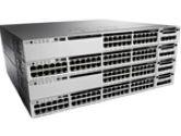 Cisco Catalyst 3850 48PORT 10/100/ 1000 PoE LAN Base (Cisco: WS-C3850-48P-L)