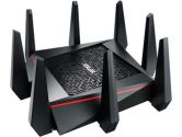 ASUS RT-AC5300 TRI-BAND WIRELESS-AC5300 Router 2 Years Warranty IEEE 802.11A/B/G (ASUS: RT-AC5300/CA)