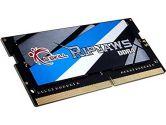G.SKILL Ripjaws F4-2400C16S-16GRS 16GB 260-PIN DDR4 2400 CL16 1.2V SO-DIMM Laptop Memory (G.Skill: F4-2400C16S-16GRS)