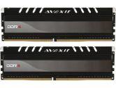 Avexir Core Series DDR4-2666 8GB  15-15-15-35 1.2V With Blue LED Memory Kit (Avexir: AVD4UZ126661504G-2COB)