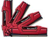 G.SKILL Ripjaws V Series F4-2800C15Q-16GVRB DDR4 2800MHZ 16GB 15-16-16-35 1.25V Memory Kit (G.Skill: F4-2800C15Q-16GVRB)