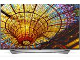 LG 65� 4K Ultra HD 240Hz LED 65UF9500 WebOS 2.0 Auditorium Base Smart HDTV (LG Consumer Electronics: 65UF9500)