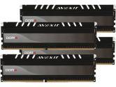 Avexir Core Series DDR4-2666 32GB  15-15-15-35 1.2V With Blue LED Memory Kit (Avexir: AVD4UZ126661508G-4COB)
