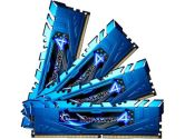 G.SKILL Ripjaws 4 32GB PC4-24000/DDR4 3000 MHz 4X8GB CL15-16-16-35 1.35V Memory Kit (G.Skill: F4-3000C15Q-32GRBB)