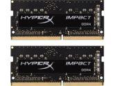 Kingston HyperX Impact 8GB DDR4-2133 SODIMM Memory (Kingston: HX421S13IBK2/8)