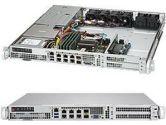 Supermicro 1018D-FRN8T 1U Intel Xeon D-1587 DDR4 ECC 4X2.5IN M.2 PCIe 2X10GBE SFP+ 6XGBE 400W 1+1 (SuperMicro: SYS-1018D-FRN8T)