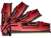 G.SKILL Ripjaws V Series F4-2400C15Q-16GVR DDR4 2400MHZ 16GB Memory Kit (G.Skill: F4-2400C15Q-16GVR)