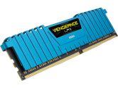 Corsair Vengeance Lpx 16GB 2X8GB DDR4 3000MHZ C16 1.35V Memory Blue (Corsair: CMK16GX4M2B3000C15B)