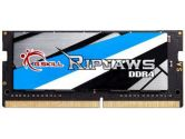 G.SKILL Ripjaws F4-2666C18S-16GRS 16GB 260-PIN DDR4 2466 CL18 1.2V SO-DIMM Laptop Memory (G.Skill: F4-2666C18S-16GRS)