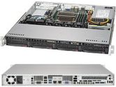 Supermicro 5019S-M Tower Intel Xeon E3-1200V5 S1151 Socket H4 C236 4X3.5INCH Hot Swap SATA 350W (SuperMicro: SYS-5019S-M)