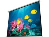 ELUNEVISION 100IN INCEILING MOTORIZED 4:3 PROJECTOR SCREEN (EluneVision: EV-IC-100-4:3)