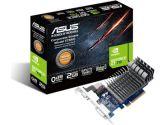 ASUS 710-2-SL-CSM NVDIA Geforce GT710 PCIE2.0x8 OpenGL 4.4 2G DDR3 GPU 954 MHz (ASUS: 710-2-SL-CSM)