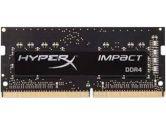 Kingston HyperX Impact 4GB DDR4-2400 CL14 SODIMM Memory (Kingston: HX424S14IB/4)