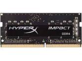 Kingston HyperX Impact 8GB DDR4-2400 SODIMM Memory (Kingston: HX424S14IBK2/8)