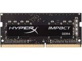 Kingston HyperX Impact 4GB DDR4-2666 CL15 SODIMM Memory (Kingston: HX426S15IB/4)