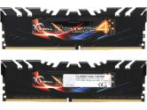 G.SKILL Ripjaws 4 128GB PC4-19200/DDR4 2400 MHz 8X16GB CL14-14-14-34 1.2V 288-PIN DIMM Memory Kit (G.Skill: F4-2400C14Q2-128GRK)