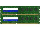 ADATA Premier 2X8GB 16GB DDR4 DIMM 288-PIN PC4-17066U 2133MHZ Dual Channel Memory Kit (AData Technology: AD4U2133W8G15-2)