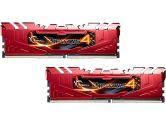 G.SKILL Ripjaws 4 8GB 2X4GB DDR4-2666MHZ 1.2V C15 Memory Kit Red (G.Skill: F4-2666C15D-8GRR)