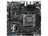 Asus Motherboard X99-M WS Core i7/ E5-2600 / E5-1600v3 LGA2011-3 X99 DDR4 PCI Express SATA USB Micro (ASUS: X99-M WS)