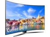 "Samsung 65"" Curved 4K UHD TV - UN65KU7500FXZC (Samsung Consumer Electronics: UN65KU7500FXZC)"