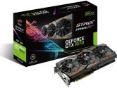 ASUS ROG Strix GeForce GTX 1070 OC 8GB GDDR5X 1506MHZ 3XDISPLAY Port 2xHDMI 1XDVI-D Video Card (ASUS: STRIX-GTX1070-8G-GAMING)